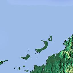 Mapa Ampliado De Koro Nandi Otros Islas Fiji
